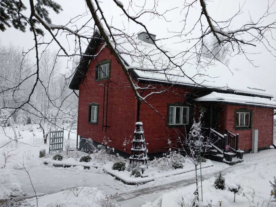 Vanha Talo Suomi